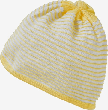MAXIMO Beanie in Yellow