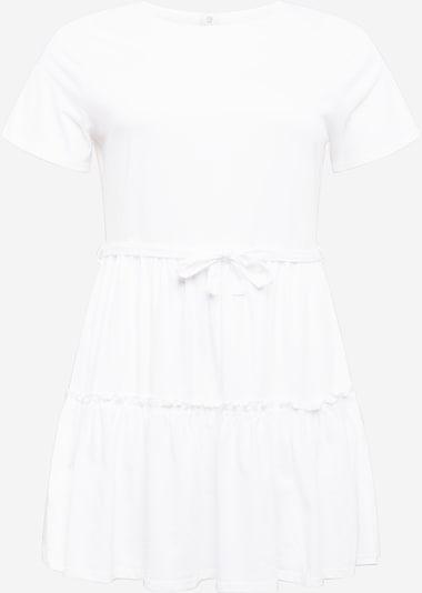 River Island Plus Robe en blanc, Vue avec produit