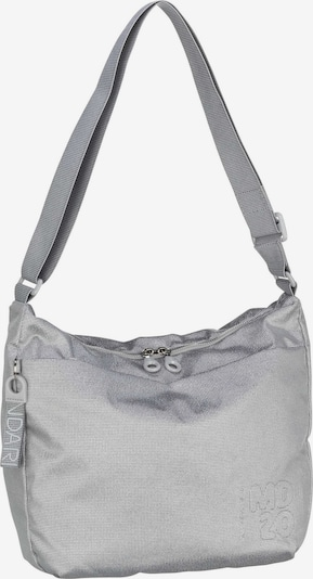 MANDARINA DUCK Tasche in silber, Produktansicht