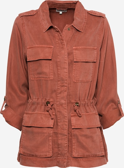 ONLY Between-season jacket 'Kenya' in Rusty red, Item view