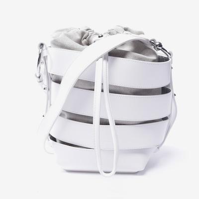 Rebecca Minkoff Schultertasche  in M in grau / weiß, Produktansicht