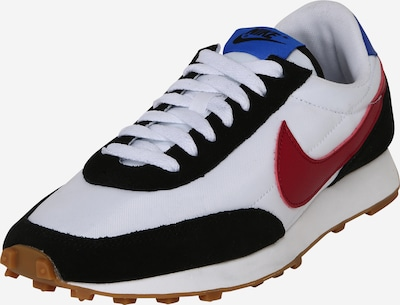 Nike Sportswear Madalad ketsid 'Daybreak' sinine / punane / must / valge, Tootevaade