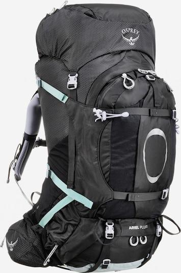 Osprey Trekkingrucksack 'Ariel Plus 70' in schwarz, Produktansicht