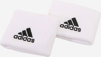 ADIDAS PERFORMANCE Trak za potenje | črna / off-bela barva, Prikaz izdelka
