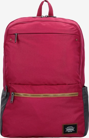 American Tourister Rucksack in rot, Produktansicht