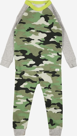 GAP Pajamas in Grey mottled / Khaki / Olive / Mixed colours / Black, Item view