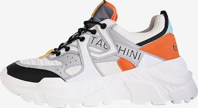 Sergio Tacchini Sneaker 'Experience Mix' in orange / schwarz / weiß, Produktansicht