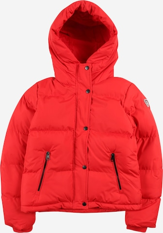 Geacă de iarnă 'Outerwear' de la GARCIA pe roșu