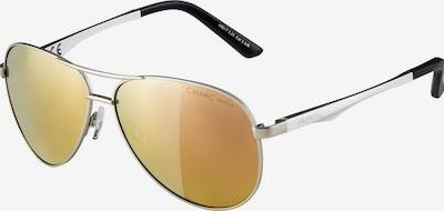 Alpina Sonnenbrille in silber, Produktansicht