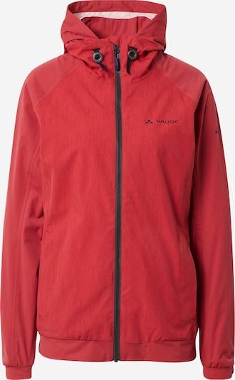 VAUDE Chaqueta deportiva 'Cyclist II' en rojo, Vista del producto