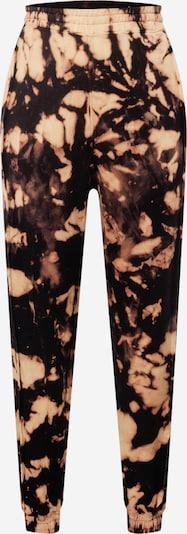 Public Desire Curve Pantalon en umbra / noisette, Vue avec produit