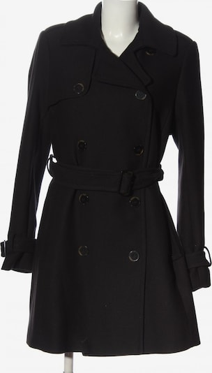 H&M Übergangsmantel in M in schwarz, Produktansicht