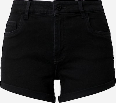 Noisy may Shorts in schwarz, Produktansicht