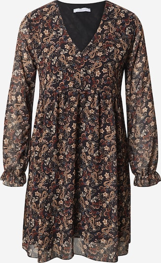 Hailys Letnia sukienka 'Silvia' w kolorze niebieski / brązowy / czarnym, Podgląd produktu