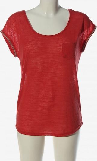 Urban Surface Strickshirt in S in rot, Produktansicht