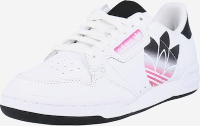 ADIDAS ORIGINALS Sneaker 'Continental 80' in pink / schwarz / weiß, Produktansicht