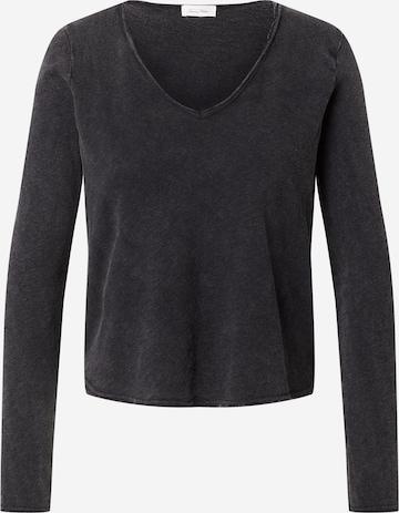 AMERICAN VINTAGE Shirt 'Sonoma' in Black