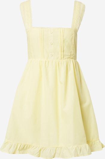 Vasarinė suknelė 'FLORA FRILLY PINNY' iš Cotton On, spalva – šviesiai geltona, Prekių apžvalga