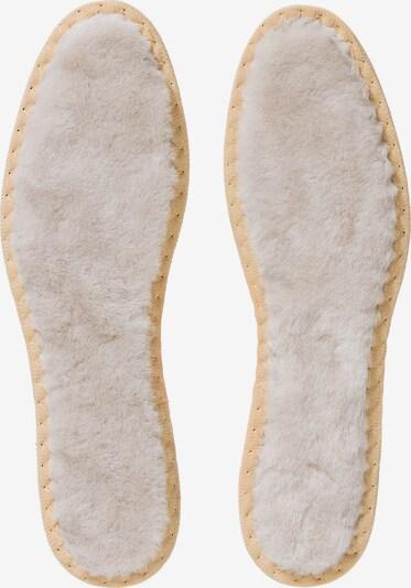 PEDAG Einlegesohle 'Pascha' in pastellorange / wollweiß, Produktansicht