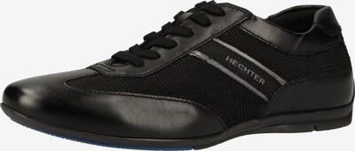 DANIEL HECHTER Baskets basses en noir, Vue avec produit