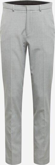 BURTON MENSWEAR LONDON Hlače na rob | siva / svetlo siva barva, Prikaz izdelka