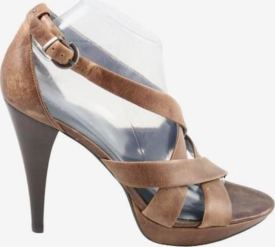 Kenneth Cole High Heel Sandaletten in 40 in braun, Produktansicht