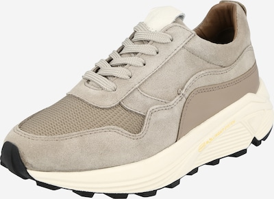 Garment Project Sneaker 'Bailey Runner' in dunkelbeige, Produktansicht