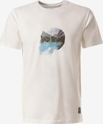 Lakeville Mountain Shirt 'Penja' in weiß, Produktansicht