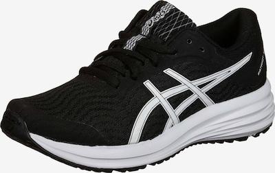 ASICS Sportschuh 'PATRIOT 12' in schwarz / weiß, Produktansicht