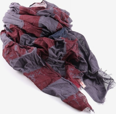 Review Scarf & Wrap in One size in Light grey / Red, Item view