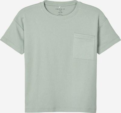 NAME IT Shirt 'TOBBY' in de kleur Mintgroen, Productweergave
