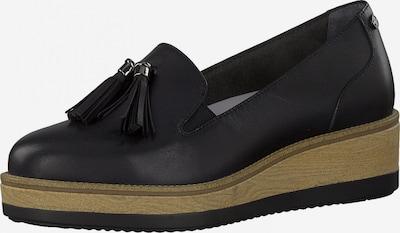 Tamaris Pure Relax Zapatillas en negro, Vista del producto