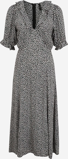 Y.A.S (Tall) Kleid 'DASIA' in beige / schwarz / weiß, Produktansicht