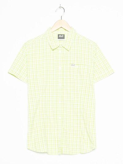 JACK WOLFSKIN Hemd in XL in limette, Produktansicht