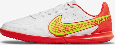 NIKE Athletic Shoes in Neon yellow / Red / White, Item view
