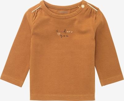 Noppies Shirt 'Sebring' in braun, Produktansicht