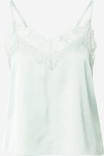 Guido Maria Kretschmer Collection Top 'Lynn' in mint, Produktansicht