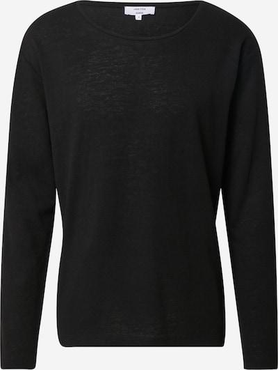 DAN FOX APPAREL Shirt 'Lino' in schwarz, Produktansicht