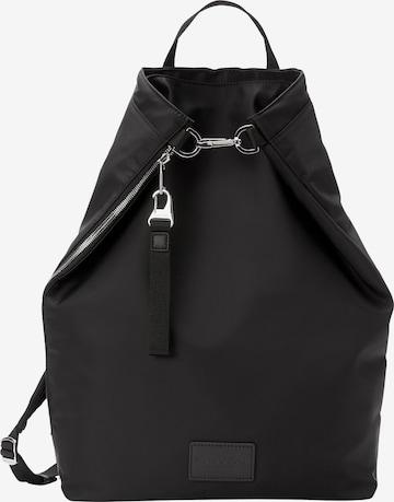 Marc O'Polo Backpack 'Alexa' in Black