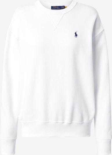POLO RALPH LAUREN Sweat-shirt en blanc, Vue avec produit