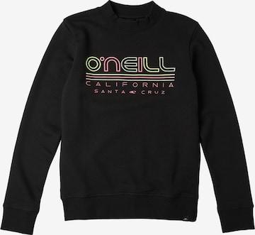 O'NEILL Sweatshirt 'All Year Crew' in Schwarz