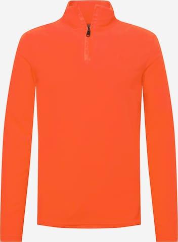 PROTEST Spordidressipluusid 'Perfecto', värv oranž