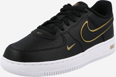 Nike Sportswear Sneaker 'Force' en gold / schwarz, Vue avec produit
