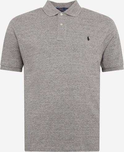 POLO RALPH LAUREN Shirt in de kleur Grijs gemêleerd / Zwart, Productweergave