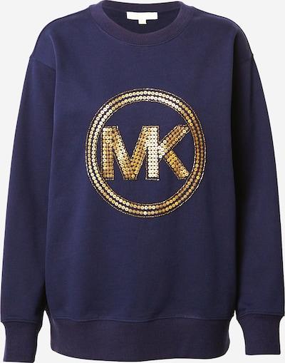 MICHAEL Michael Kors Sweatshirt in navy / gold, Produktansicht