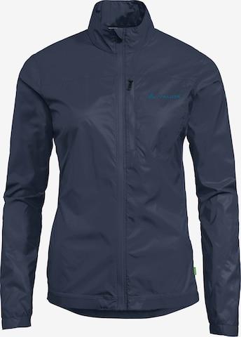 VAUDE Athletic Jacket 'Moab II' in Blue