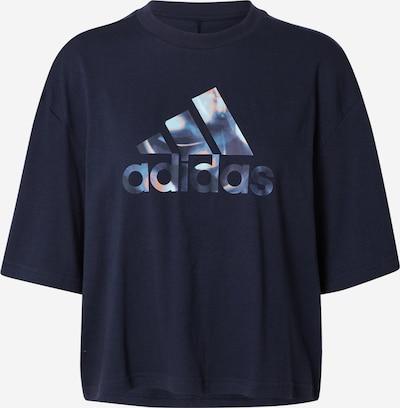 ADIDAS PERFORMANCE Funktionsshirt in navy / mischfarben, Produktansicht
