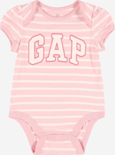 GAP Rompertje/body in de kleur Pink / Oudroze / Wit, Productweergave