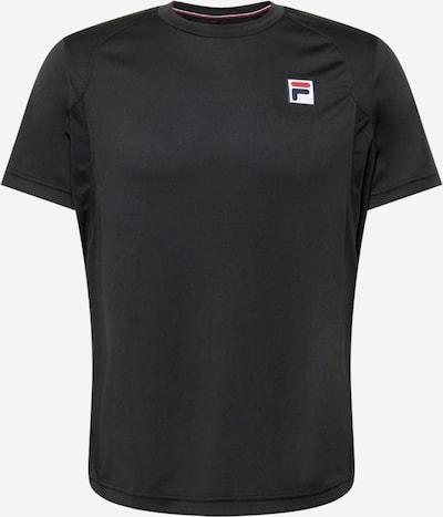 FILA Shirt in schwarz, Produktansicht