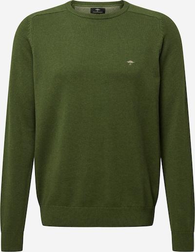 Megztinis iš FYNCH-HATTON , spalva - žolės žalia: Vaizdas iš priekio